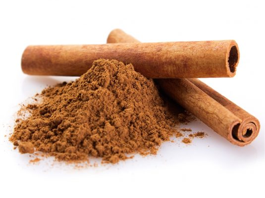 Introduce cinnamon powder 1