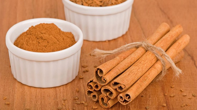 organic cinnamon powder 1