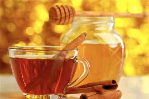 Use cinnamon tea, honey, lemon