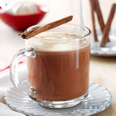 How to make cinnamon coffee 2