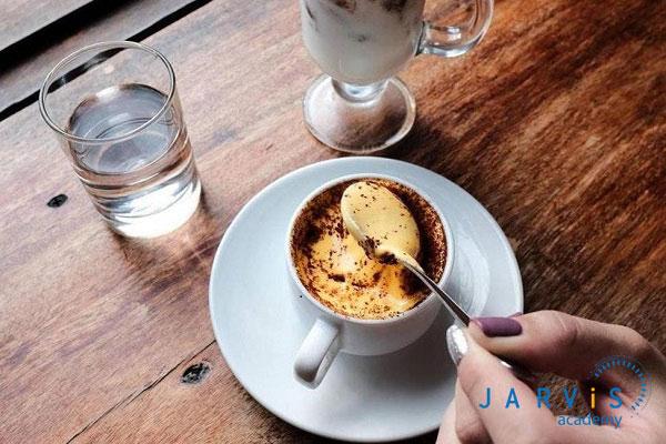 How to make cinnamon coffee 1