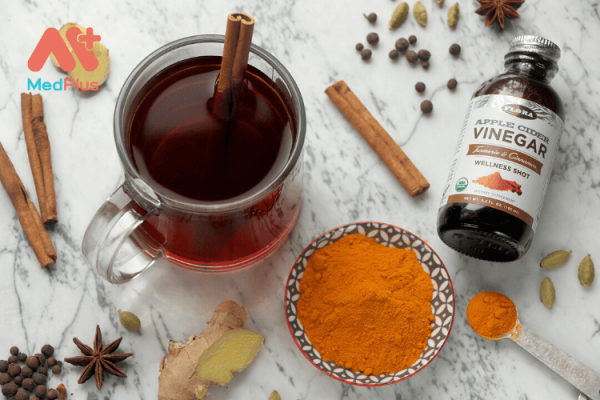 Honey cinnamon orange tea 3