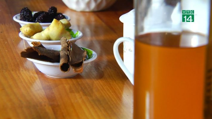 Honey cinnamon orange tea 2