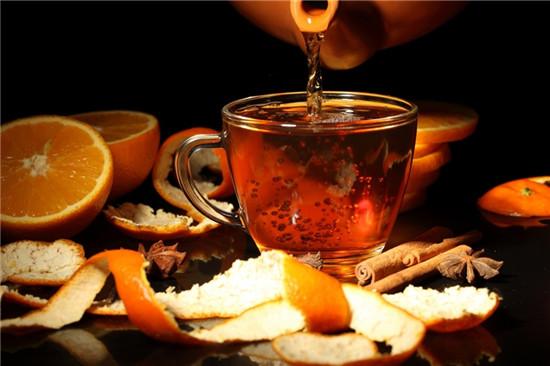 Drink honey cinnamon orange tea for good health on rainy days 2