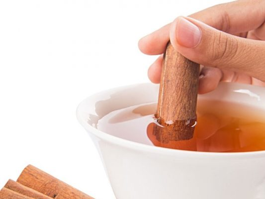 drink cinnamon water